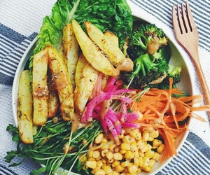 food, healthy, and delicious image