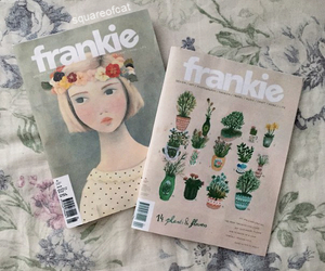 theme, aesthetic, and magazine image