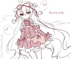 alice, anime, and anime girl image