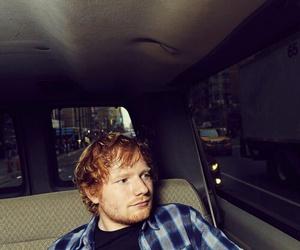 ed sheeran, billboard, and ed image