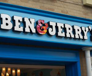 ice cream, ben & jerry's, and ben and jerrys image
