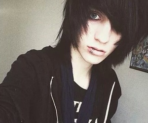my digital escape, johnnie guilbert, and emo image