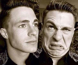 colton haynes and teen wolf image