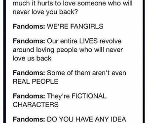 fangirls, books, and fandom image