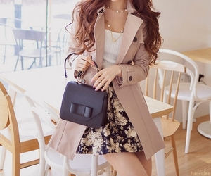 fashion, girl, and ulzzang image