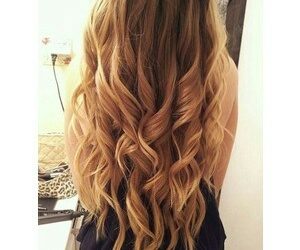 chicas, girls, and hair image