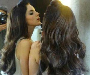 lana del rey, lana, and hair image
