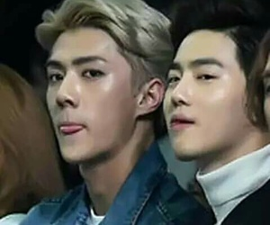 c1, exo, and suho image