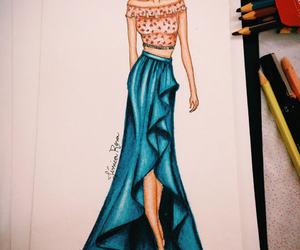 brazil, drawings, and fashion image