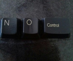 no control, grunge, and one direction image