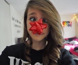 christmas, tumblr, and girl image