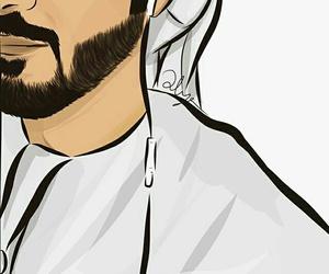 arab, arabic, and cartoon image