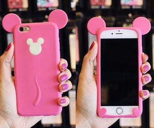 mickey and pink image