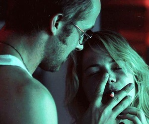 blue valentine, ryan gosling, and smoke image