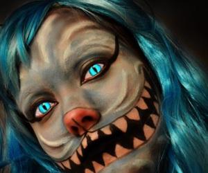 halloween costume, makeup, and petes image
