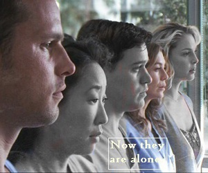 grey's anatomy, meredith, and alex karev image