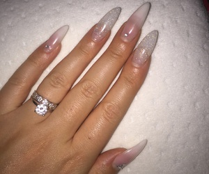 long nails and nails image