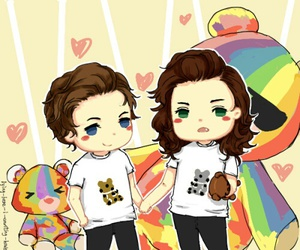 fanart, larry, and larry stylinson image