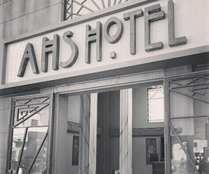 ahs, hotel, and american horror story image