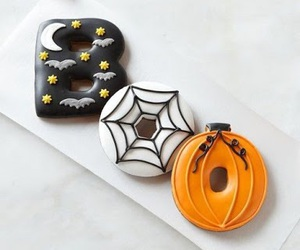Halloween, boo, and food image