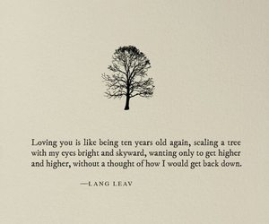 book, quotes, and Lang Leav image