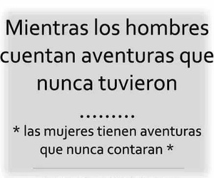 amor, aventura, and hombres image
