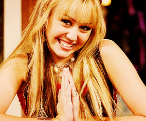 beautiful, hannah montana, and sparkly image
