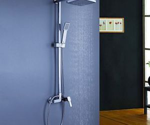 faucetsuperdeal, rainfall, and led faucets image
