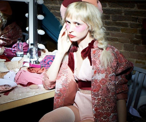 fashion, petite meller, and girl image