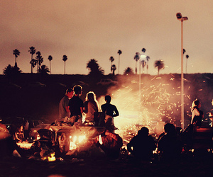 california, inspirational, and friends image