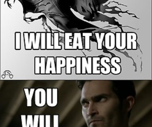 harry potter, funny, and dementor image
