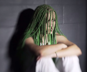 green, new, and tonight alive image