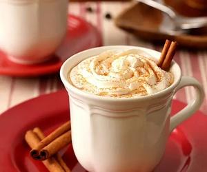 Cinnamon, coffee, and food image