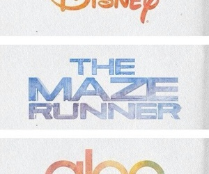disney, glee, and the maze runner image