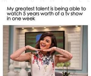 talent, pretty little liars, and pll image