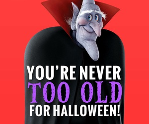 Halloween, trick or treat, and hotel transylvania image