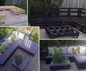 diy, garden, and furniture image
