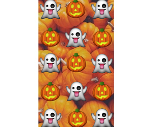 Halloween, wallpaper, and citrouille image