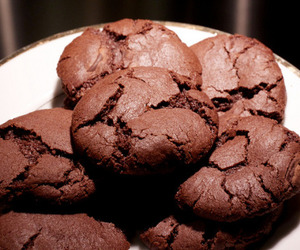 chocolate, Cookies, and food image