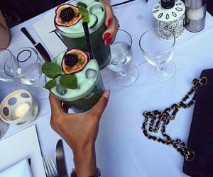 drink, food, and luxury image