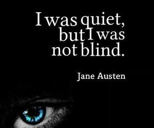 quote and quiet image