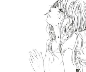 anime, manga, and manga girl image