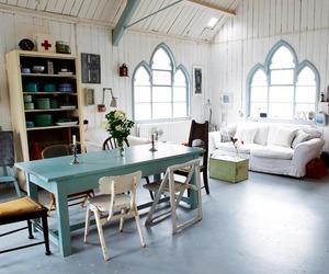 beautiful, chapel, and interior design image