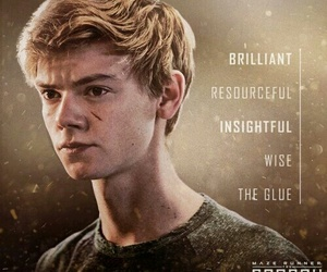 newt, the maze runner, and the scorch trials image