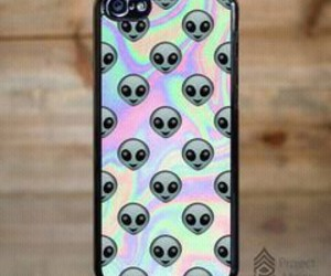 alien and iphone case coque image