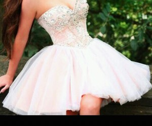dress, love, and party image