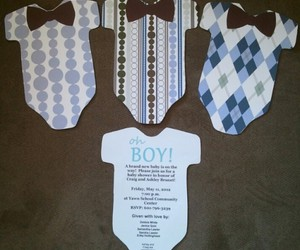 baby shower invitations, make your own invitation, and online invitation maker image