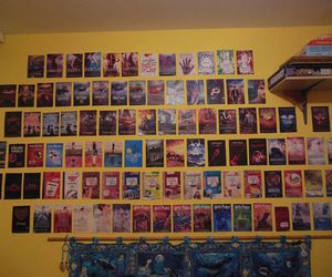 book covers, books, and harry potter image
