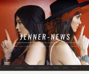 fashion, kylie jenner, and sisters image