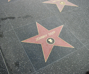 johnny depp, hollywood, and star image